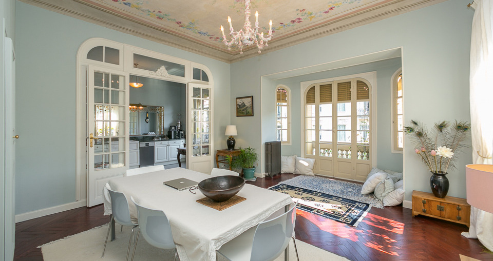 achat vente appartement de 6 pi ces nice 06000 proche quartier du carr d 39 or ou des. Black Bedroom Furniture Sets. Home Design Ideas